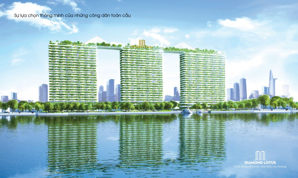 Diamond Lotus Riverside Quận 8